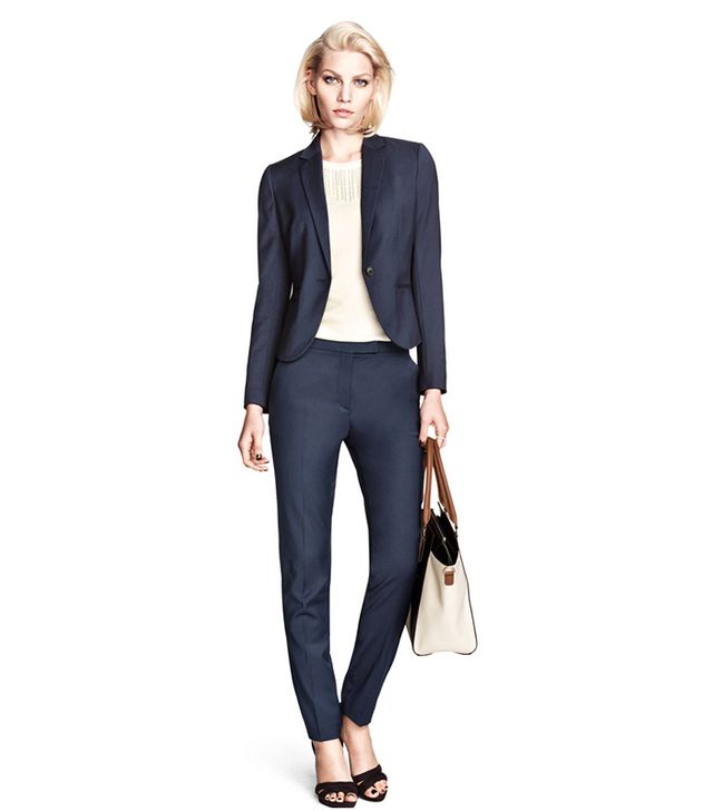 Must-Try Look# 1: A Slim Suit