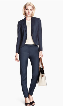 H&M Single-Breasted Blazer