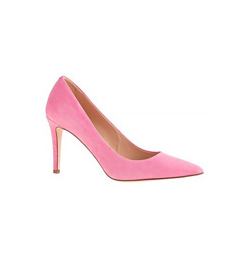 J. Crew Everly Suede Pumps