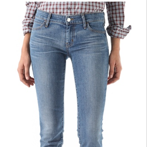 Koral Cigarette Cropped Jeans