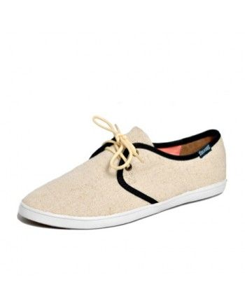 Soludos Woven Lace Ups