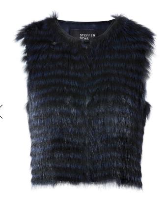 Steffen Schraut Darling Fur Vest