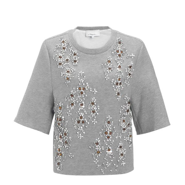 3.1 Phillip Lim Embellished Box Sweater