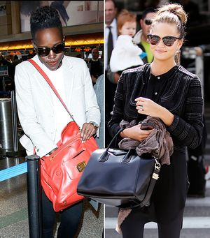 Airport Style: The Chicest Celebrity Baggage