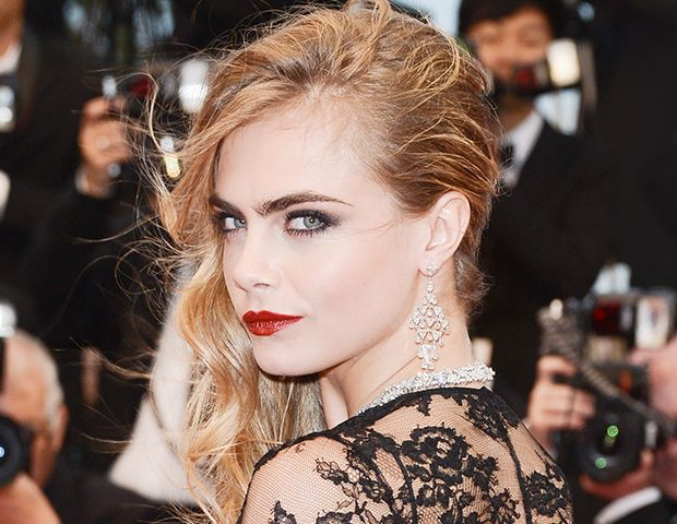 Cara Delevingne's Best Beauty Moments