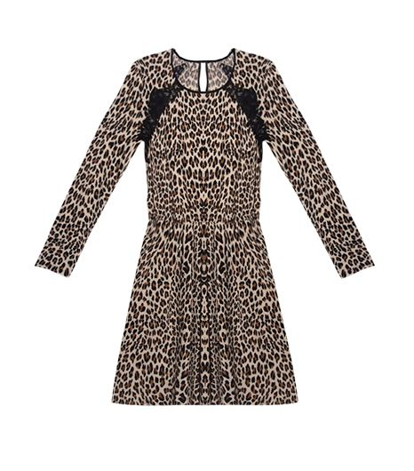 Juicy Couture Jersey Bengal Print Dress