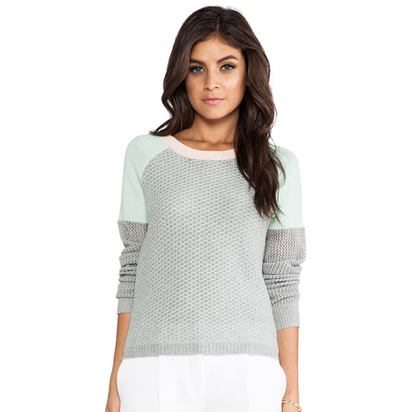 Greylin Dharma Hive Pullover Sweater