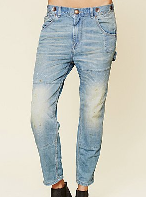 Free People Carpenter Jeans