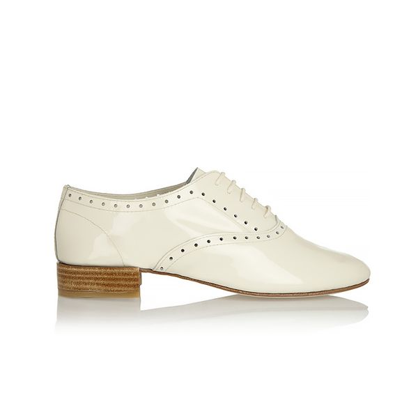 Repetto Patent Leather Brogues