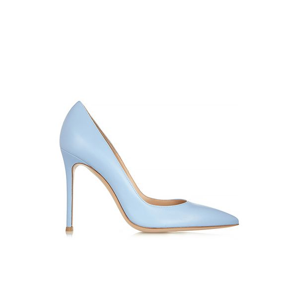 Gianvito Rossi Leather Pumps