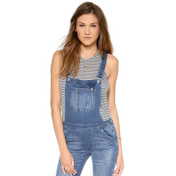 MiH Jeans Bib & Brace Overalls