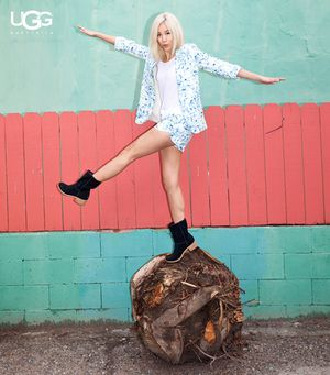 UGG Reaches New Style Heights This Spring