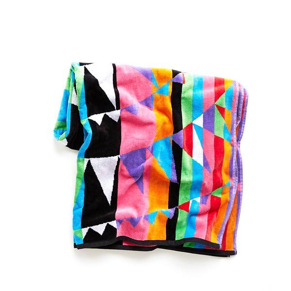 Mara Hoffman Shakti Beach Towel