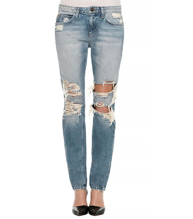 Joe's Jeans Slouched Slim Cali Vintage Reserve Jeans ($165)
