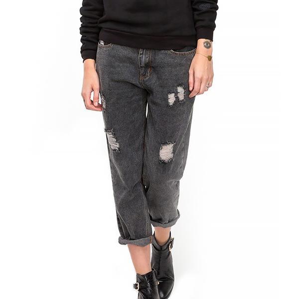 Need Supply Monroe Boyfriend Jeans