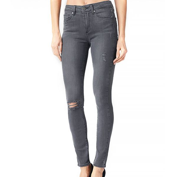 Paige Denim Hoxton / Kate Destructed Jeans