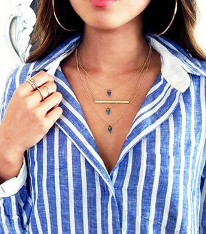 The Secrets To Necklace Layering