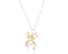 Drew Tessier Spider Necklace
