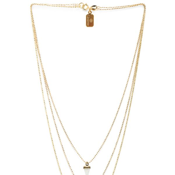 Lionette Avish Plated Necklace