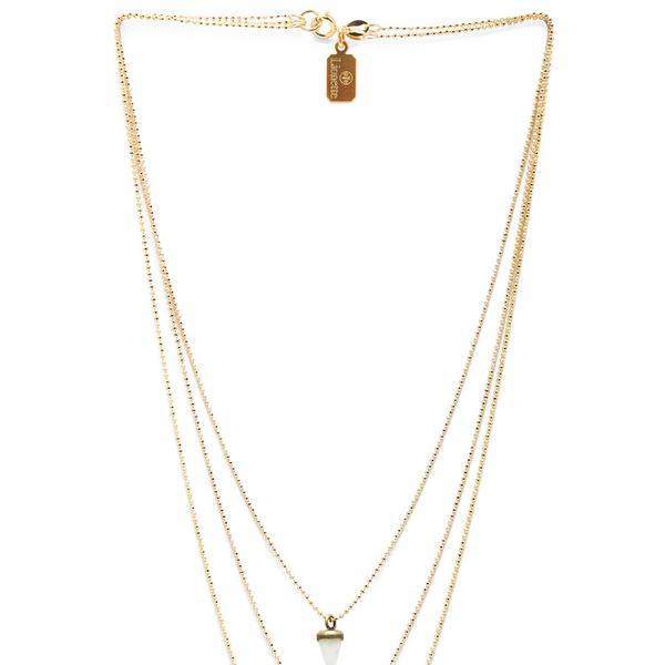Lionette Avish Plated Necklace