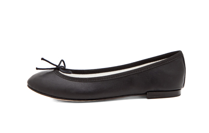Repetto Calfskin Leather Flats