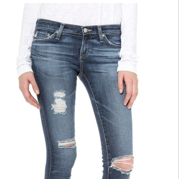 AG Adriano Goldschmied Ankle Legging Jeans