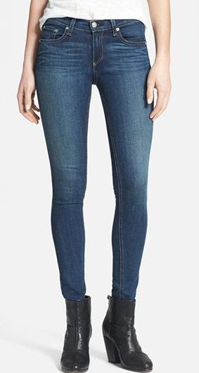 Rag & Bone/JEAN Skinny Stretch Jeans