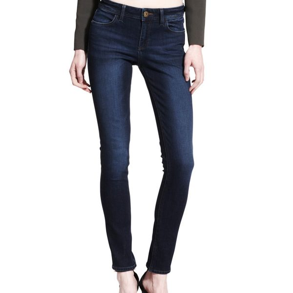 DL 1961 Florence Warner Instasculpt Jeans