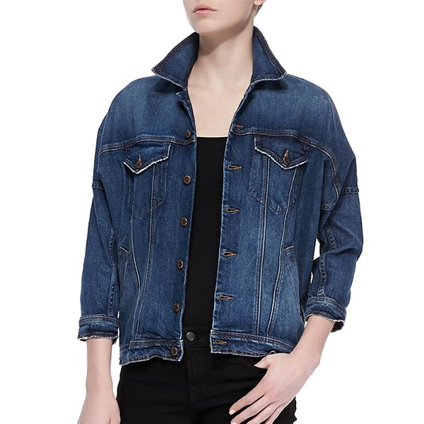 Joe's Jeans Minnie Denim Oversized Jacket