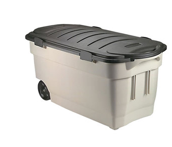 Rubbermaid Jumbo Roughneck Wheeled Storage Box