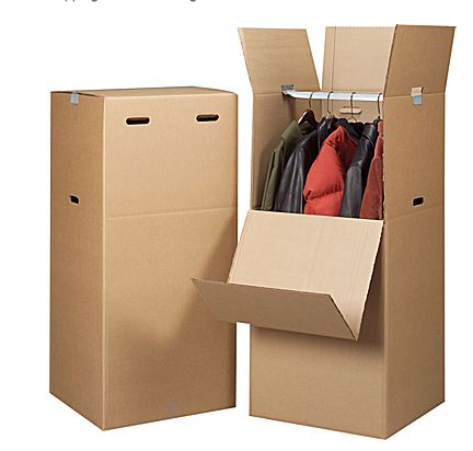 Staples Wardrobe Boxes