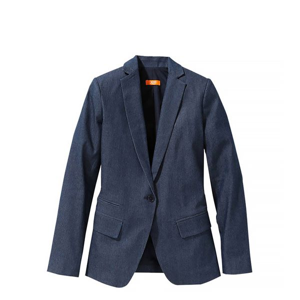 Joe Fresh Indigo Dye Denim Blazer