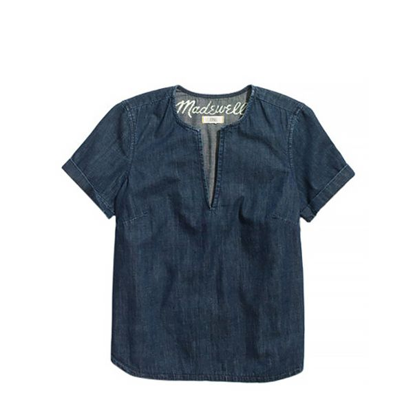 Madewell Denim Tee