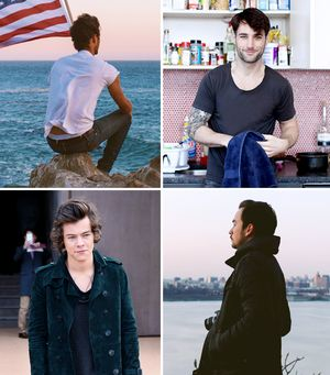 Hot Guys in Jeans Doing Hot Things