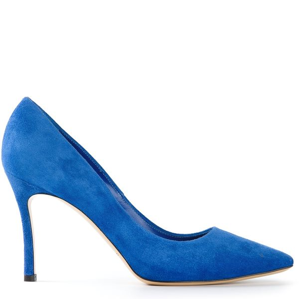 Casadei Pointed Toe Pumps