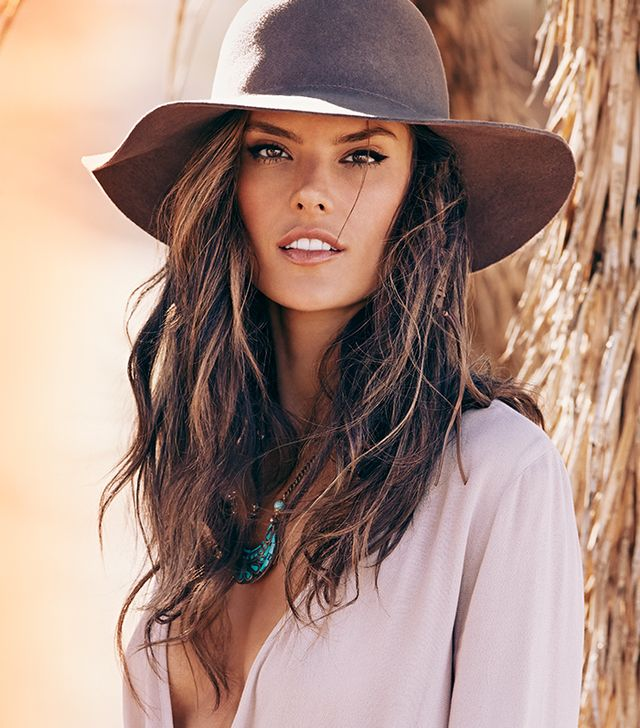 Alessandra Ambrosio Debuts Collection Just In Time For Festival Season