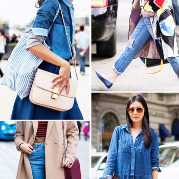 Your Denim Street Style Handbook: 52 Looks To Get You Inspired