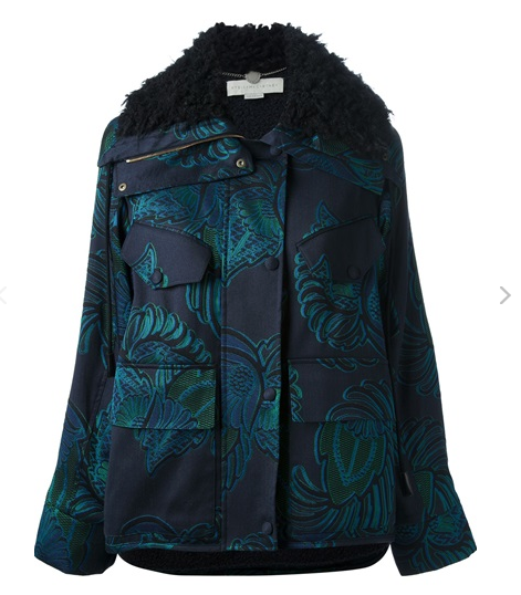 Stella McCartney Frederica Coat