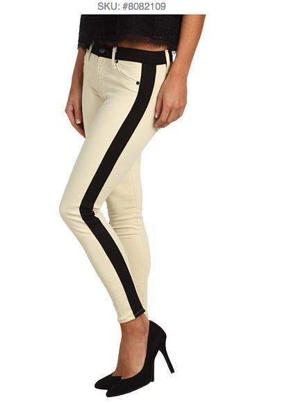 Hudson Leeloo Super Skinny Crop Jeans