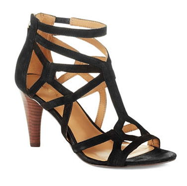 Nine West Melancholy Strappy Heels