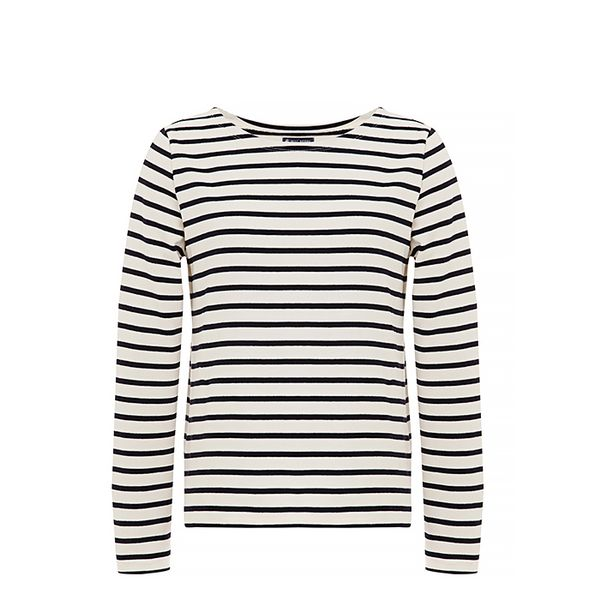 Petit Bateau Sailor Stripe Cotton Sweater