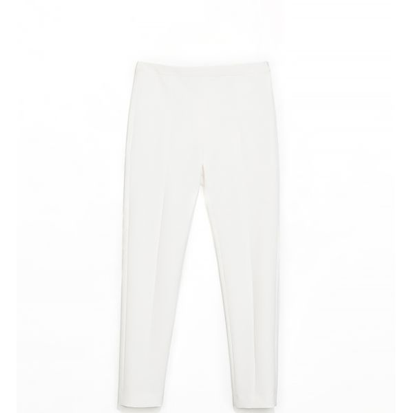 Zara Technical Fabric Trousers