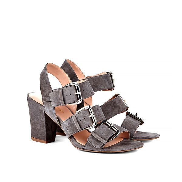 Sole Society Sable Suede Sandals