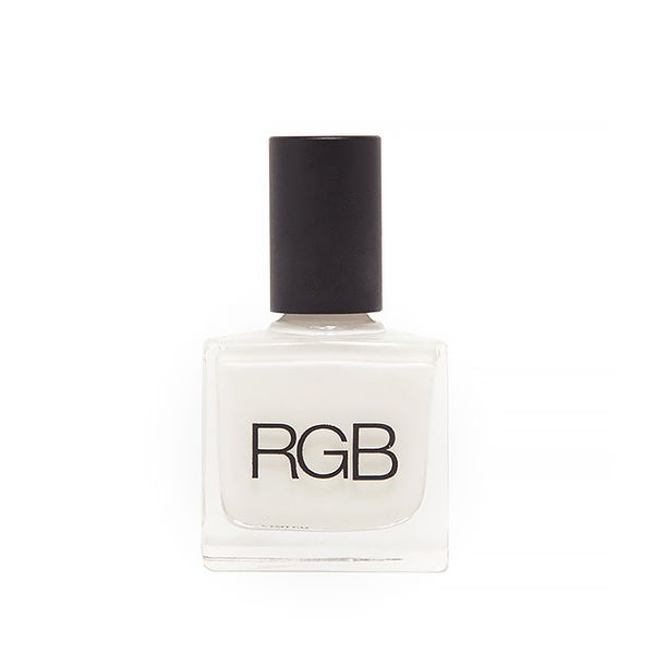 RGB White Nail Polish