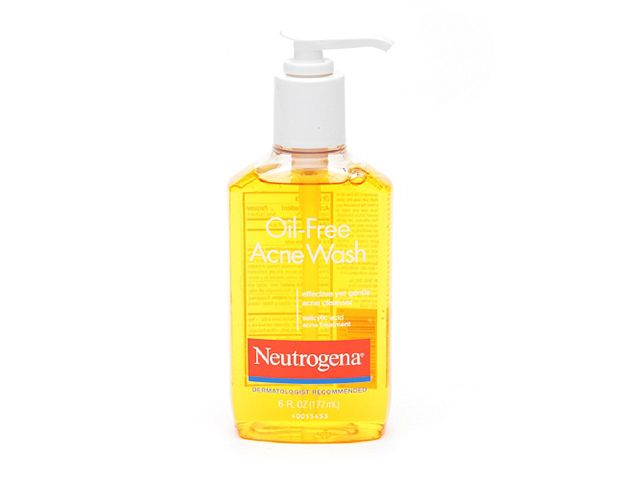 Oil-Free Acne Wash by Neutrogena