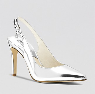 MICHAEL Michael Kors Pointed Toe Slingback Pumps