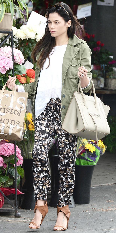 Jenna Dewan-Tatum Gives Us A Sneak Peek At Peter Som for DesigNation