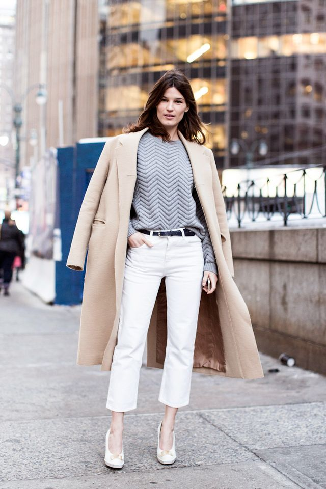 Tip of the Day: Break Out Your White Jeans