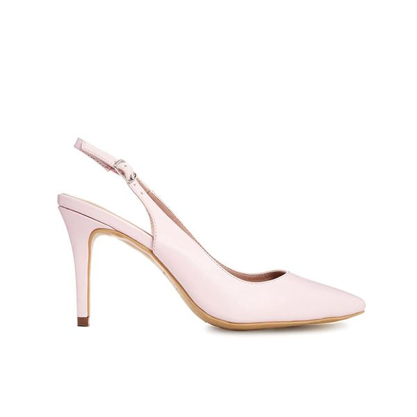 New Look Turret Heeled Slingback Shoes