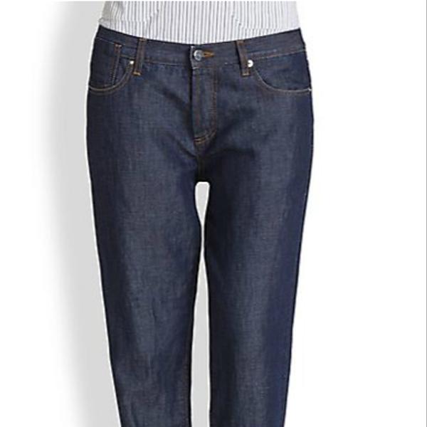 Marni Denim Boyfriend Jeans